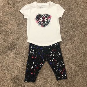 Toddler Under Armour Outfit